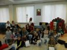 Besuch von Bischof Nikolaus